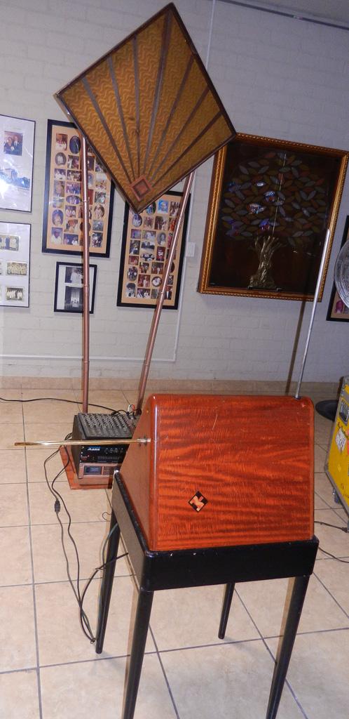 MOOG CUSTOM ETHERVOX MIDI/ANALOG THEREMIN FOR SALE |~