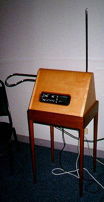 Charles Richard Lester's Theremin Photo Gallery |~